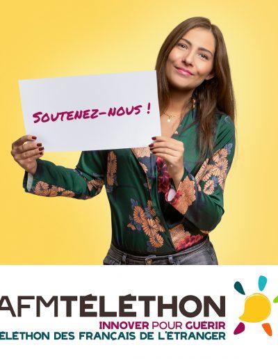 Telethon Julie 2